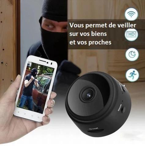 Caméra IP Full HD Sans Fil