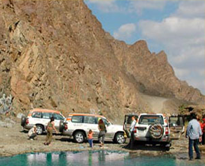 Hatta Mountain Safari Dubai at 100AED