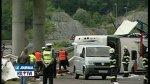 L'accident d'un autocar tchèque en Croatie a fait 7 morts et 44 blessés. - Europe - RTL Vidéos