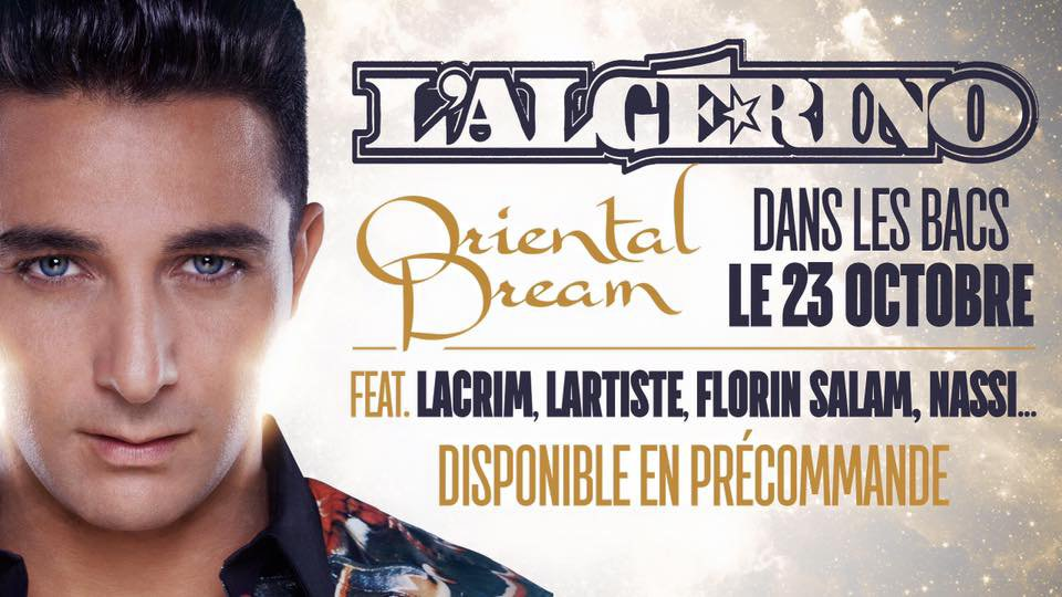 "L'Algérino balance la date de sortie de "" Oriental Dream """