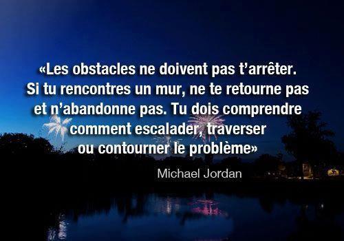 Les Obstacles !!!