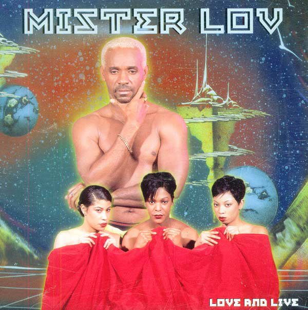 MISTER LOV : Love And Live