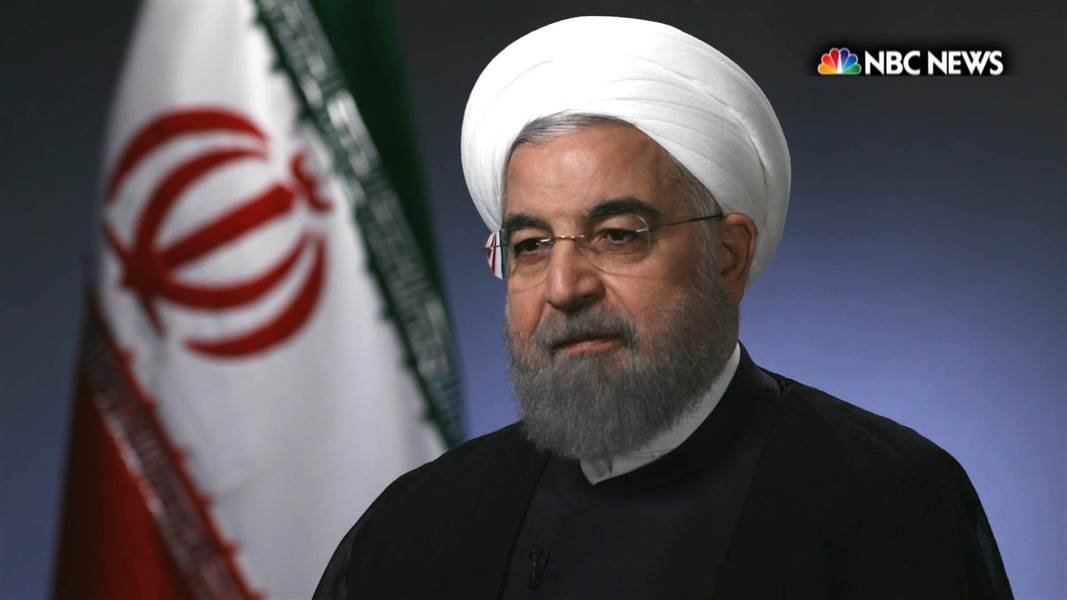 'No One Will Trust' U.S. if Trump Ends Nuclear Deal, Iran's  President Says