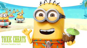 Minions Paradise Cheat Tool - Toxic Cheats