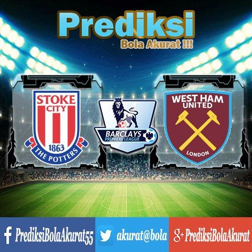 Prediksi Bola Stoke City Vs West Ham United 16 Desember 2017