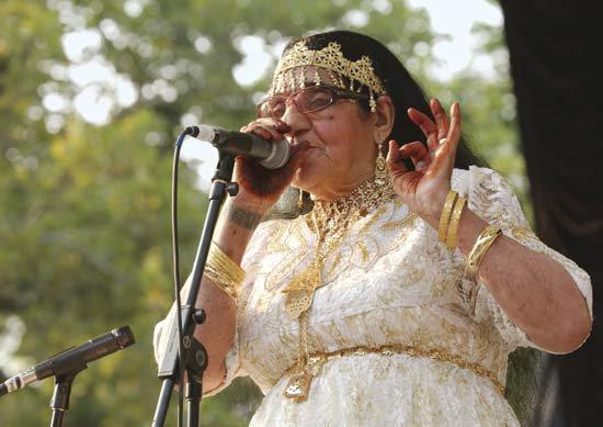 Cheikha Rimitti, porte parole des femmes du Maghreb !