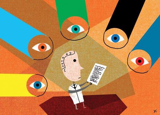 Le processus de validation des articles de plusieurs revues, censé garantir leur sérieux, a été manipulé. Une trentaine d'études ont été jetées aux oubliettes et le c½ur même de la machinerie scientifique a été remis en cause.