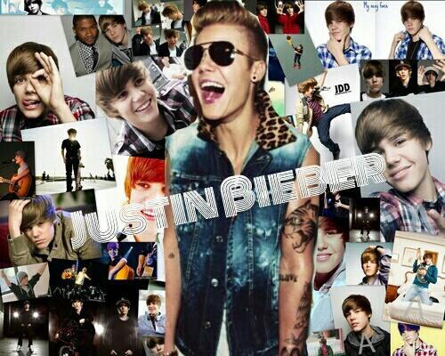 justin bieber is my idole (l)