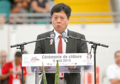 COM 9ES JEUX DES ÎLES : Philippe Hao Thyn Voon fait la chronologie des incidents | Le Mauricien