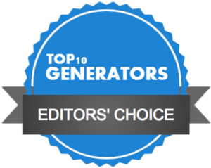Top 10 Best Portable Power Generators - Top10Generators.com