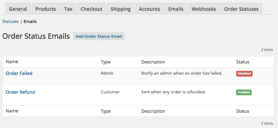 Order Status Manager 1.8.0 Extension For WooCommerce - Get Lot