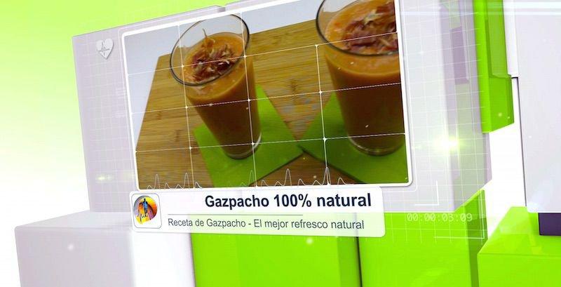 Gaspacho – Boisson végétale naturelle