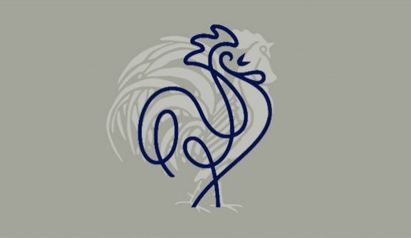 Du roi au peuple, histoire du coq gaulois