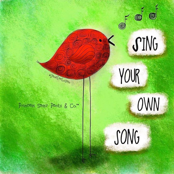 SING.....