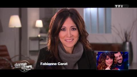 Fabienne Carat message d'amitié et de soutien pour Laetitia Milot Danse avec les Stars♥