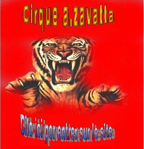 site officiel du CIRQUE ALPHONSO ZAVATTA