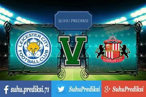 Prediksi Bola Leicester City Vs Sunderland 5 April 2017