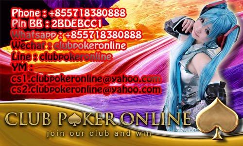 Situs Agen Judi Live Dealer Poker Online Khusus Player Besar