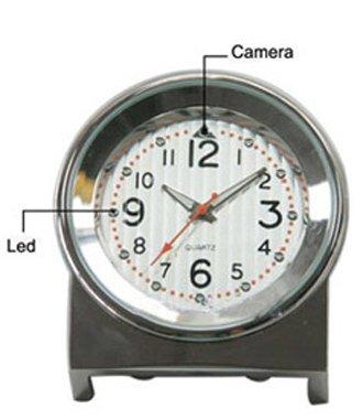 Spy Mini Table Clock Camera, Mini Table Clock Camera In Delhi India - 9650923110