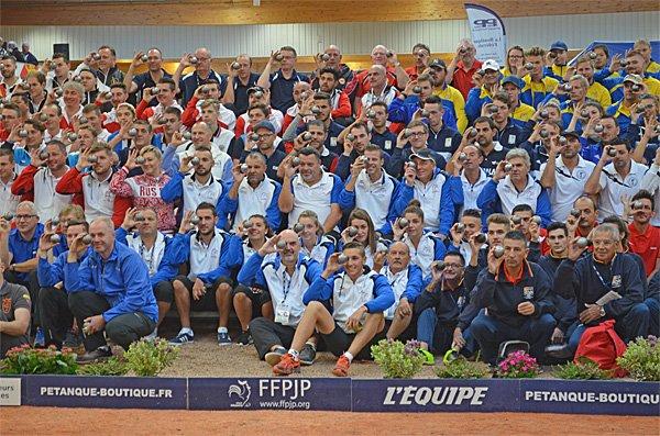 La France repart avec 3 titres - Championnats d'Europe de pétanque - ARTICLES sur la pétanque