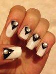 "Nail Art ""Rihanna"""
