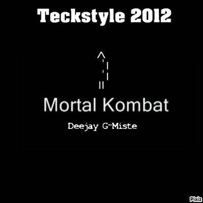 Mortal Kombat - G-Miste ( Teckstyle 3#)