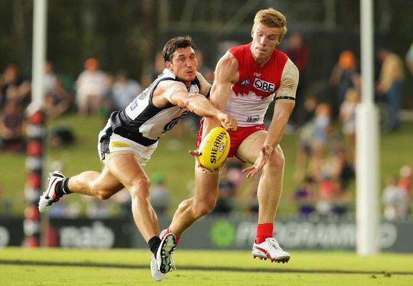 AFL Live – Round 17 – Sydney Swans vs Carlton – 12th July