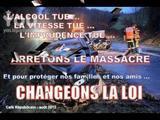 Rassemblement National Des Victimes De Délinquance Routière 17 MAI 2014_ PARIS(07) _RUE DU BAC_ 13 HEURES