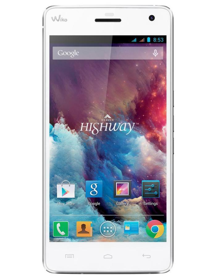 #Buzz ▶ #WIKO #HIGHWAY #BLANC - #Téléphone #Mobile #pascher !