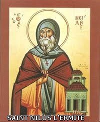 Saint Nilus l'ermite : Quand le temps de la venue de l'Antichrist approchera