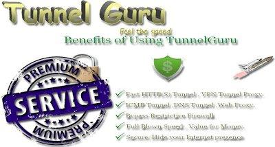 Free Unlimited Tunnelguru Vpn Premium Account 2018 For Pc
