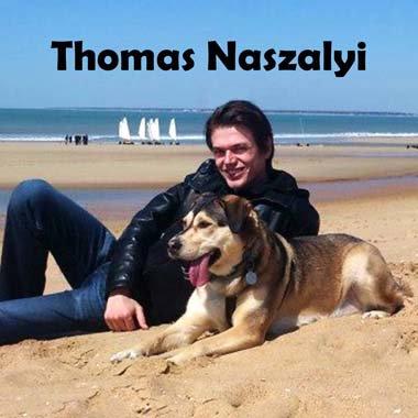 Thomas Naszalyi at AudioSparx