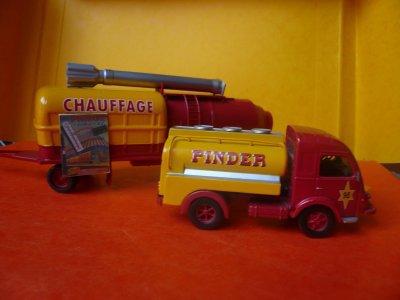 Le convoi Chauffage ce n'est pas un luxe surtout en ce moment !
