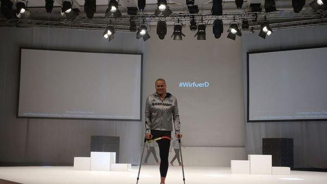 """Jeux Paralympiques: """"Le sport met le handicap en perspective"""""""