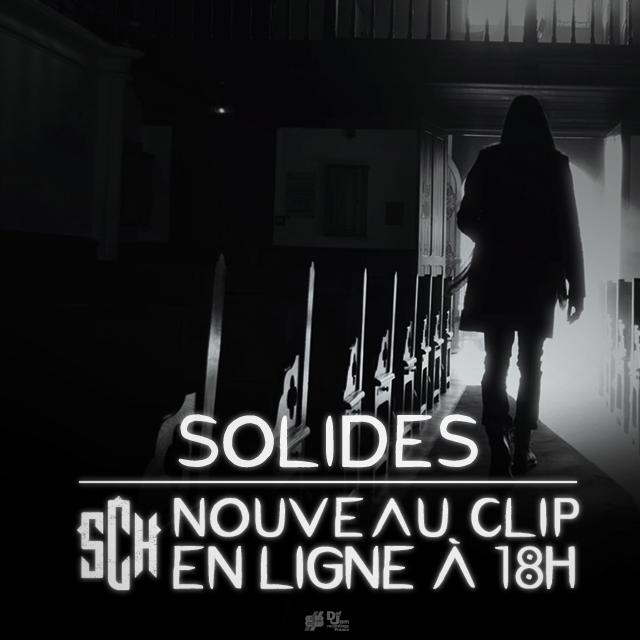 """Découvrez un SCH """" Solides """" dans son dernier clip"""