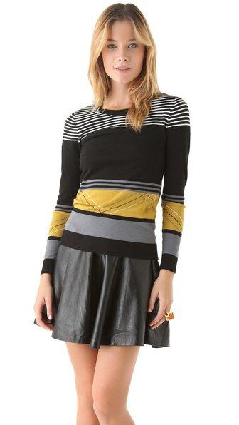 Milly Felicity Sweater   SHOPBOP