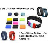 Amazon.com: Fitbit Charge Wireless Activity Wristband, Black, Large: Health & Personal Care