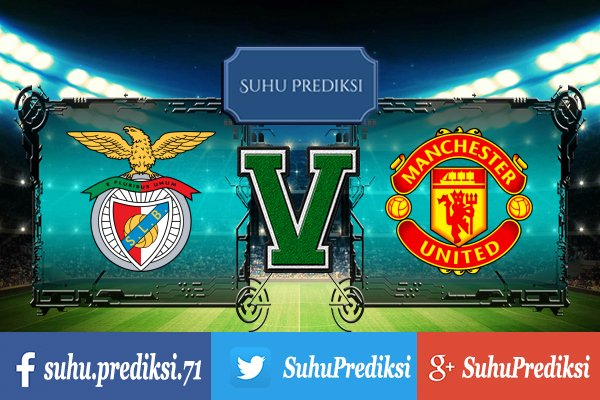 Prediksi Bola Benfica Vs Manchester United 19 Oktober 2017