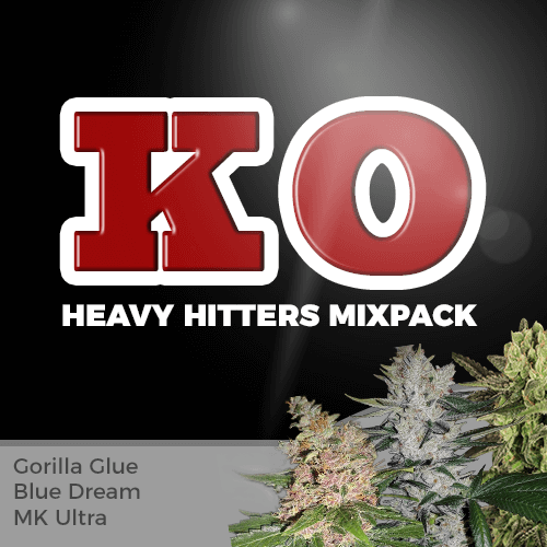 Heavy Hitters Mixpack
