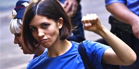 Cliquez ici pour aider à libérer les Pussy Riot et à libérer la Russie!