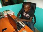 Noe Farel Mvouo sur Netlog