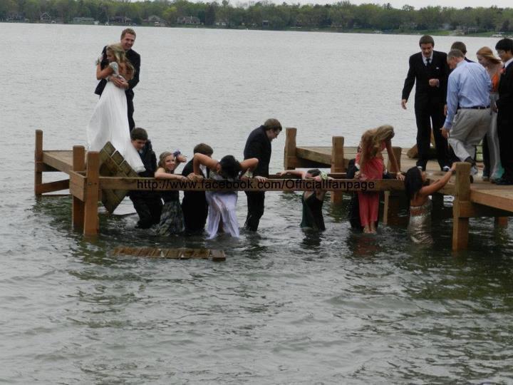 Le mariage qui tombe a l'eau