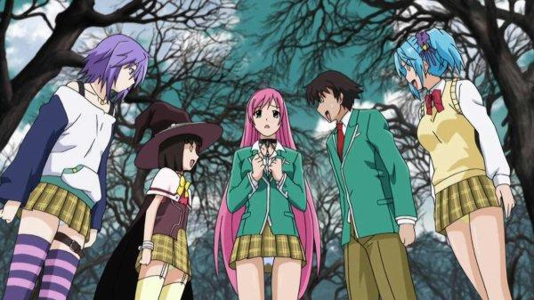 Blog manga Rosario+Vampire N°1