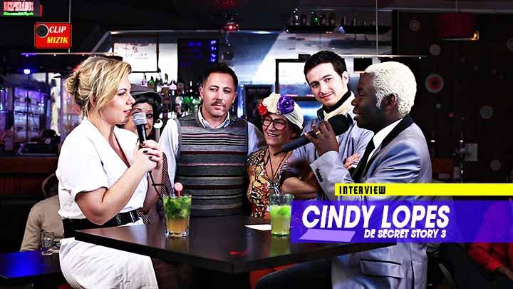 Cindy Lopes de Secret Story 3 Vidéos de dans l'émission NZO LIVE - NZO LIVE