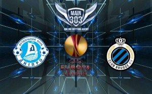 Prediksi Dnipro Dnipropetrovsk vs Club Brugge 24 April 2015 UEFA Europa League