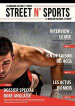 Street N' Sports - Avril 2014
