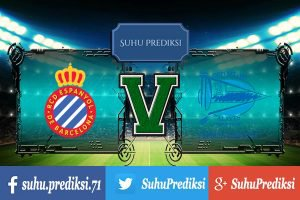 Prediksi Bola Espanyol Vs Deportivo Alaves 8 April 2017
