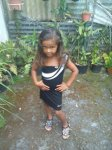 ma petite fille que j'adore plus que tout je t'aime ma chérie