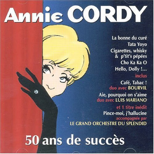 Annie CORDY chouchoudenoscoeurs