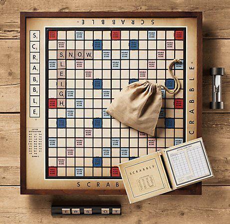 Scrabble®, le meilleur moyen de compenser les dégâts occasionés par les smartphones - LNO